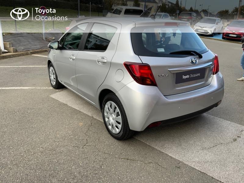 Photo 21 de l'offre de TOYOTA Yaris HSD 100h Dynamic 5p à 13660€ chez Altis - Toyota Auray