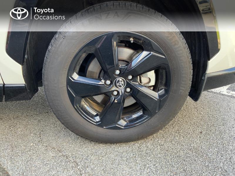 Photo 4 de l'offre de TOYOTA RAV4 Hybride 218ch Collection 2WD à 37980€ chez Altis - Toyota Auray