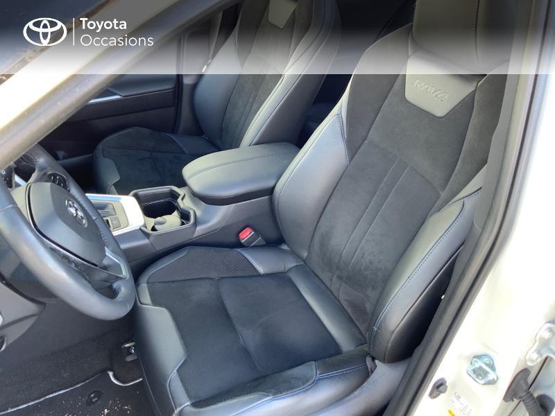 Photo 13 de l'offre de TOYOTA RAV4 Hybride 218ch Collection 2WD à 37980€ chez Altis - Toyota Auray
