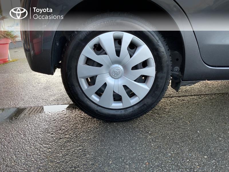 Photo 16 de l'offre de TOYOTA Yaris HSD 100h Dynamic 5p à 11940€ chez Altis - Toyota Auray