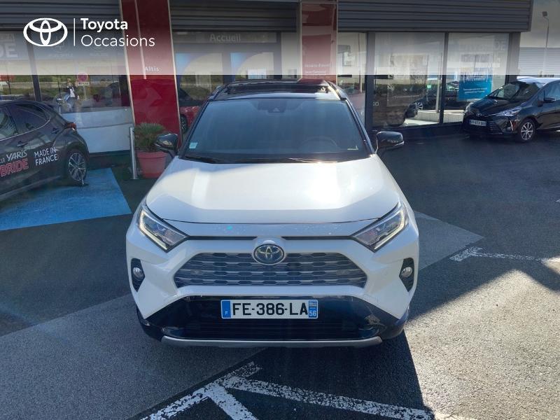 Photo 19 de l'offre de TOYOTA RAV4 Hybride 218ch Collection 2WD à 37980€ chez Altis - Toyota Auray