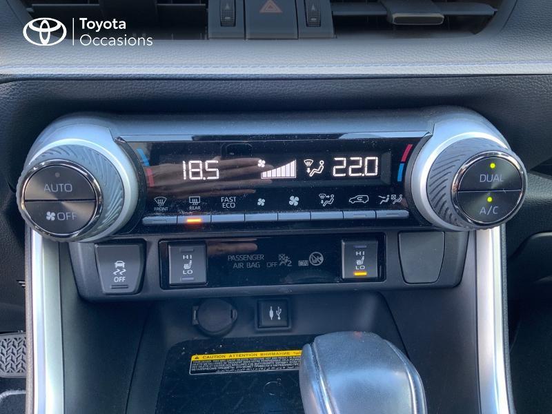 Photo 11 de l'offre de TOYOTA RAV4 Hybride 218ch Collection 2WD à 37980€ chez Altis - Toyota Auray