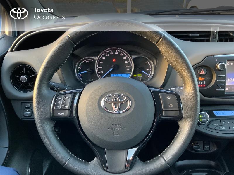Photo 13 de l'offre de TOYOTA Yaris 100h France 5p à 14840€ chez Altis - Toyota Auray
