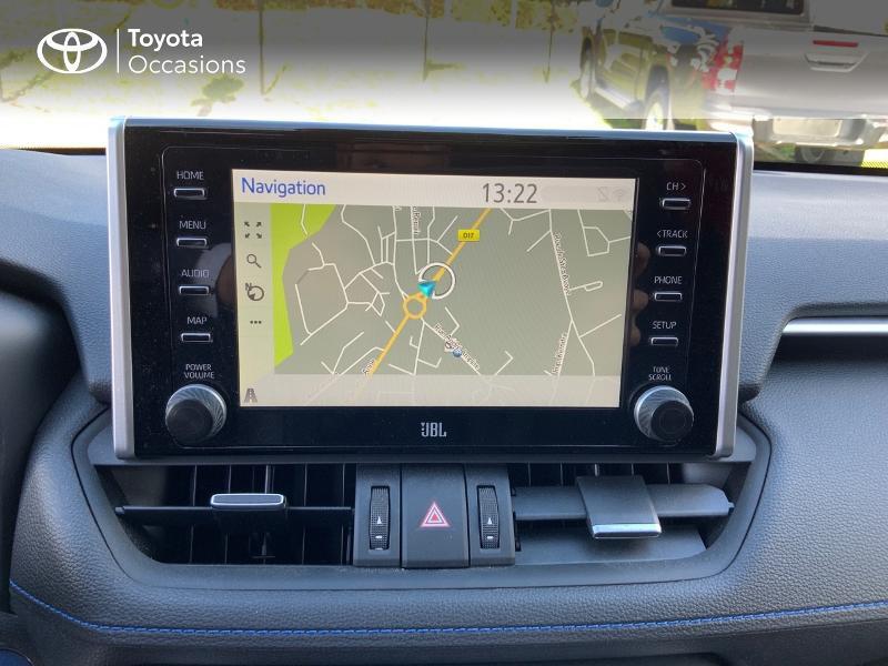 Photo 7 de l'offre de TOYOTA RAV4 Hybride 218ch Collection 2WD à 37980€ chez Altis - Toyota Auray
