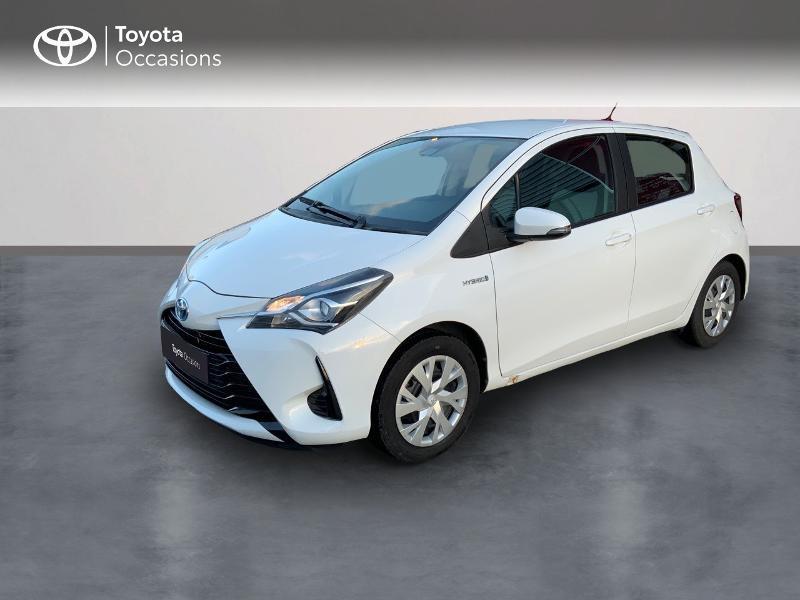 Photo 1 de l'offre de TOYOTA Yaris 100h France 5p à 14840€ chez Altis - Toyota Auray