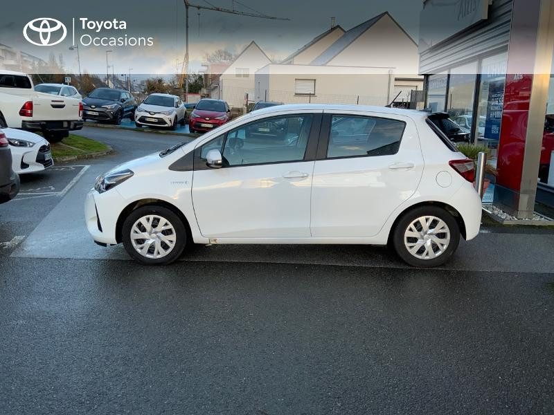Photo 27 de l'offre de TOYOTA Yaris 100h France 5p à 14840€ chez Altis - Toyota Auray