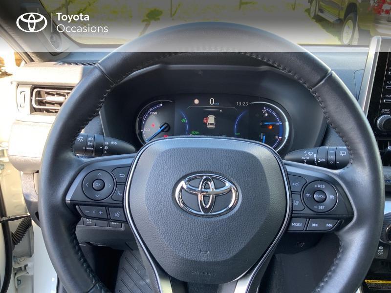 Photo 8 de l'offre de TOYOTA RAV4 Hybride 218ch Collection 2WD à 37980€ chez Altis - Toyota Auray