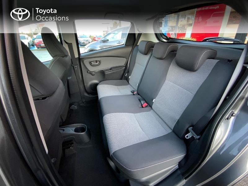 Photo 12 de l'offre de TOYOTA Yaris HSD 100h Dynamic 5p à 11940€ chez Altis - Toyota Auray