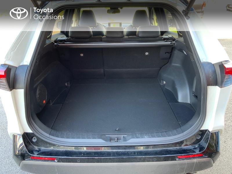 Photo 15 de l'offre de TOYOTA RAV4 Hybride 218ch Collection 2WD à 37980€ chez Altis - Toyota Auray