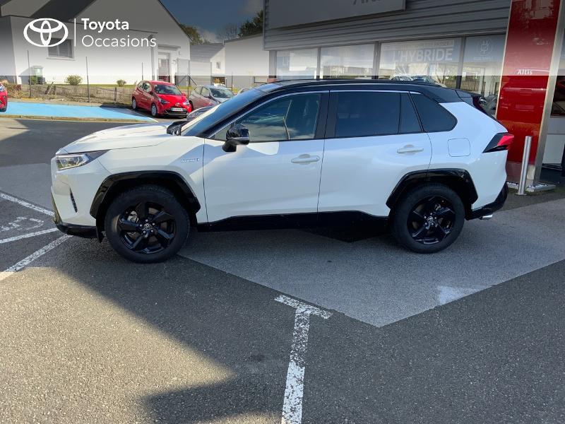 Photo 23 de l'offre de TOYOTA RAV4 Hybride 218ch Collection 2WD à 37980€ chez Altis - Toyota Auray