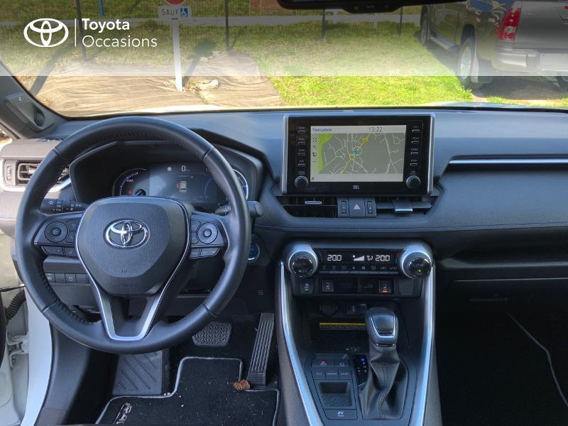 Photo 5 de l'offre de TOYOTA RAV4 Hybride 218ch Collection 2WD à 37980€ chez Altis - Toyota Auray