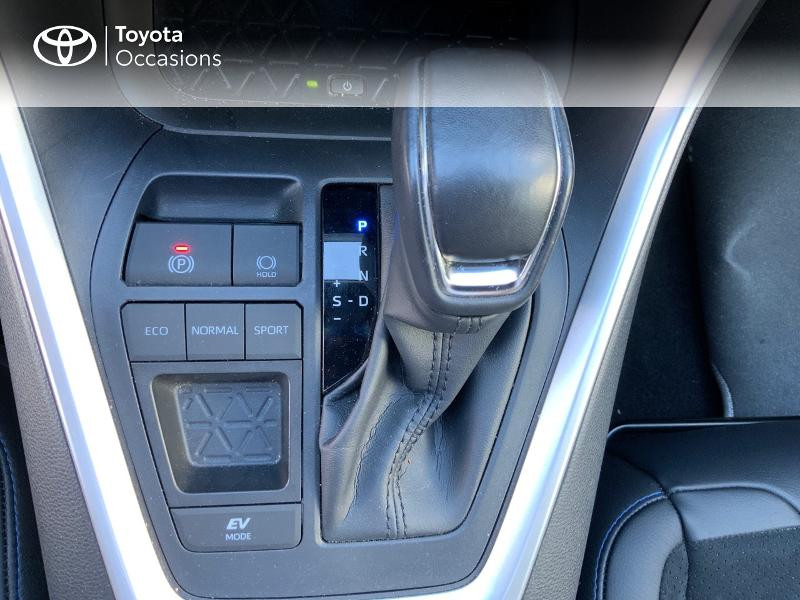 Photo 9 de l'offre de TOYOTA RAV4 Hybride 218ch Collection 2WD à 37980€ chez Altis - Toyota Auray