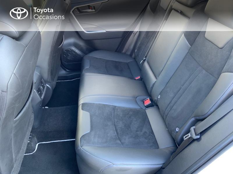 Photo 14 de l'offre de TOYOTA RAV4 Hybride 218ch Collection 2WD à 37980€ chez Altis - Toyota Auray