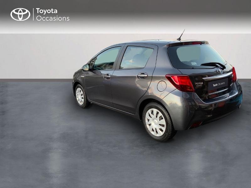 Photo 2 de l'offre de TOYOTA Yaris HSD 100h Dynamic 5p à 11940€ chez Altis - Toyota Auray