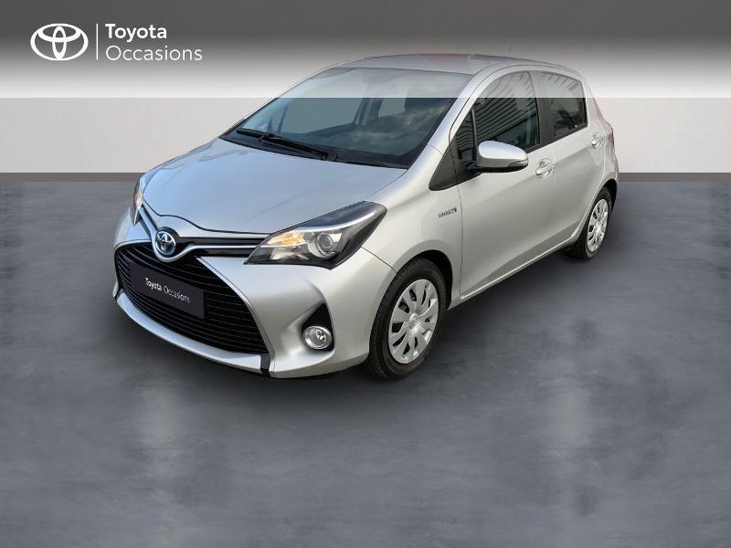 Photo 1 de l'offre de TOYOTA Yaris HSD 100h Dynamic 5p à 13660€ chez Altis - Toyota Auray
