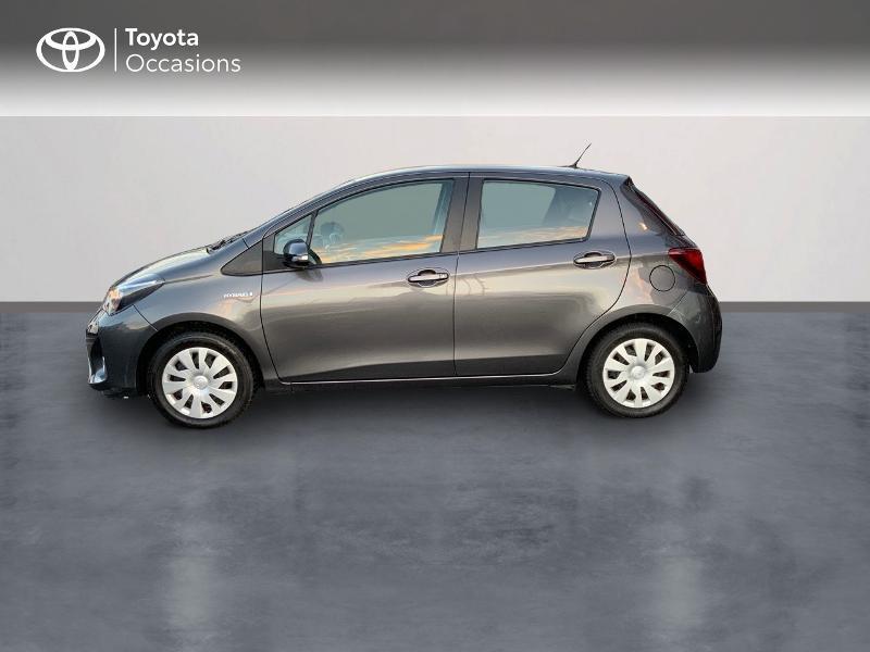 Photo 3 de l'offre de TOYOTA Yaris HSD 100h Dynamic 5p à 11940€ chez Altis - Toyota Auray