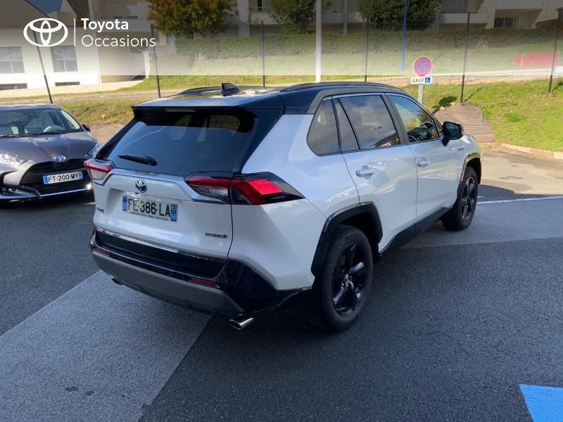 Photo 16 de l'offre de TOYOTA RAV4 Hybride 218ch Collection 2WD à 37980€ chez Altis - Toyota Auray