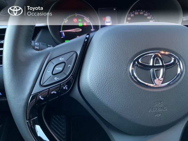 Photo 20 de l'offre de TOYOTA C-HR 122h Distinctive 2WD E-CVT à 25980€ chez Altis - Toyota Auray