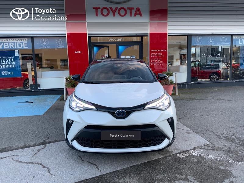 Photo 29 de l'offre de TOYOTA C-HR 122h Distinctive 2WD E-CVT à 25980€ chez Altis - Toyota Auray