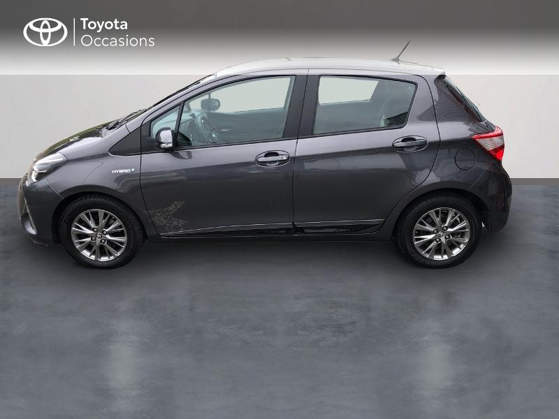 Photo 3 de l'offre de TOYOTA Yaris 100h Dynamic 5p à 13990€ chez Altis - Toyota Auray