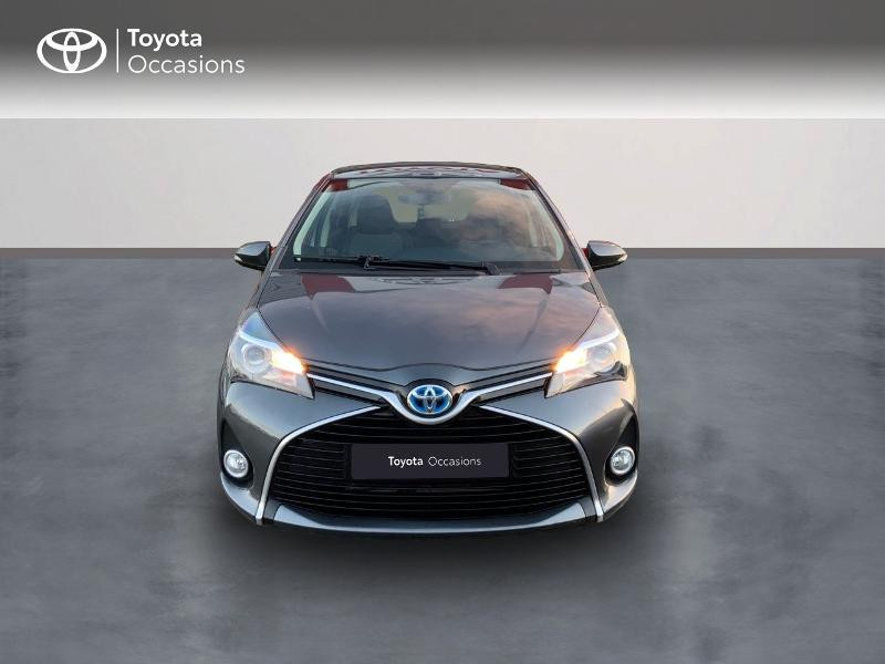Photo 5 de l'offre de TOYOTA Yaris HSD 100h Dynamic 5p à 11940€ chez Altis - Toyota Auray