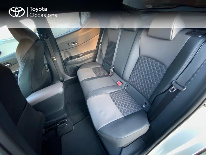 Photo 12 de l'offre de TOYOTA C-HR 122h Distinctive 2WD E-CVT à 25980€ chez Altis - Toyota Auray