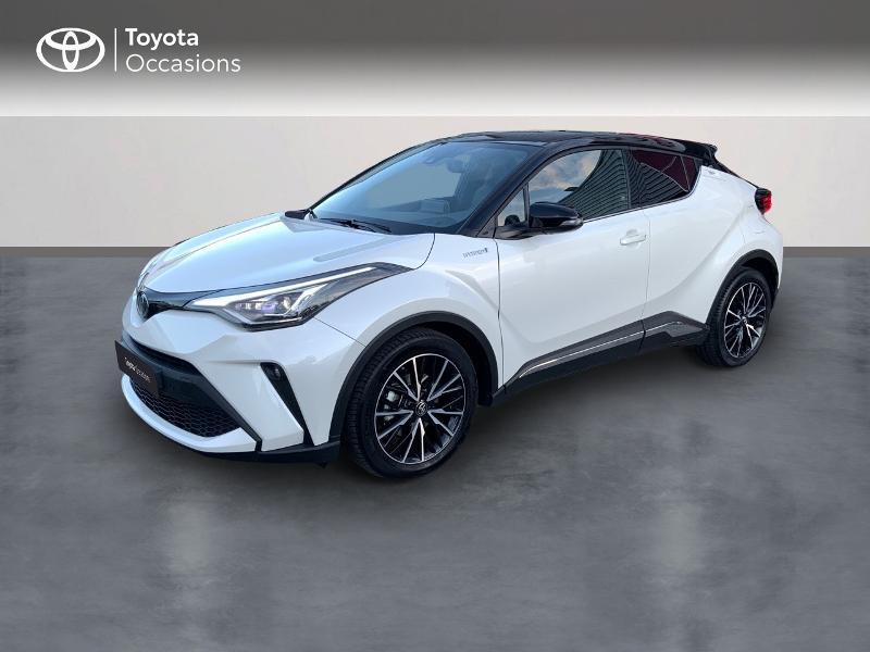 Photo 1 de l'offre de TOYOTA C-HR 122h Distinctive 2WD E-CVT à 25980€ chez Altis - Toyota Auray