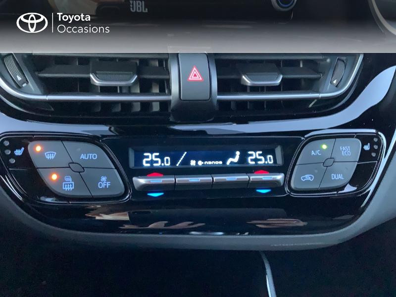Photo 22 de l'offre de TOYOTA C-HR 122h Distinctive 2WD E-CVT à 25980€ chez Altis - Toyota Auray