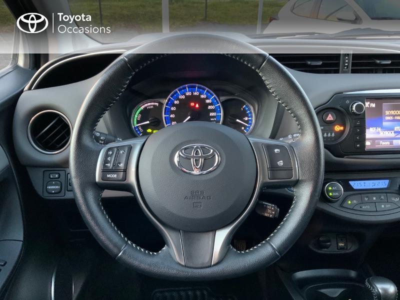 Photo 13 de l'offre de TOYOTA Yaris HSD 100h Dynamic 5p à 11940€ chez Altis - Toyota Auray