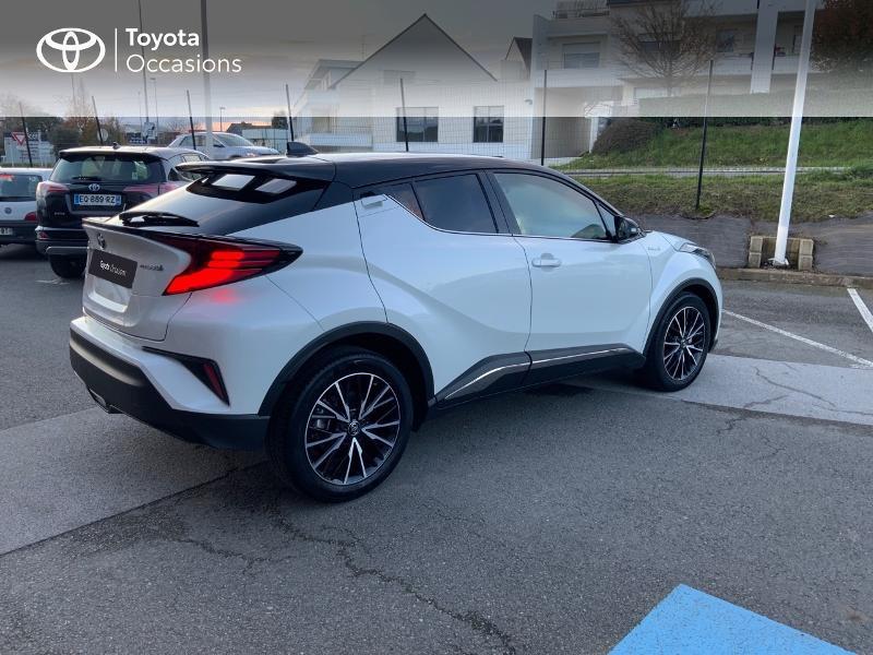 Photo 18 de l'offre de TOYOTA C-HR 122h Distinctive 2WD E-CVT à 25980€ chez Altis - Toyota Auray