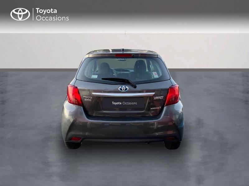 Photo 4 de l'offre de TOYOTA Yaris HSD 100h Dynamic 5p à 11940€ chez Altis - Toyota Auray
