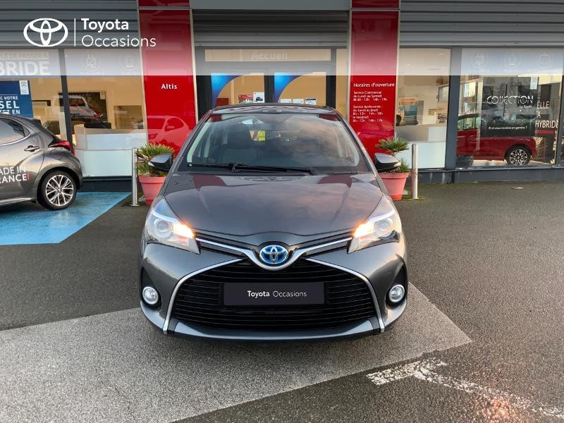 Photo 29 de l'offre de TOYOTA Yaris HSD 100h Dynamic 5p à 11940€ chez Altis - Toyota Auray