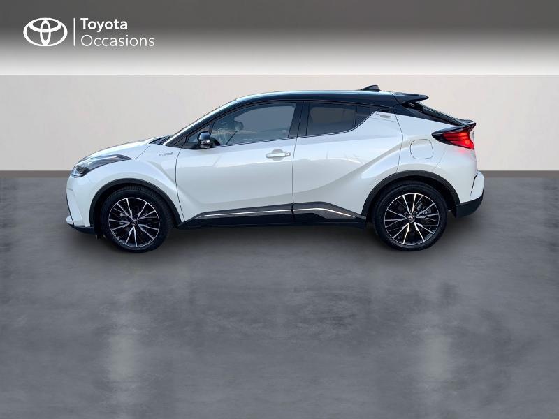 Photo 3 de l'offre de TOYOTA C-HR 122h Distinctive 2WD E-CVT à 25980€ chez Altis - Toyota Auray