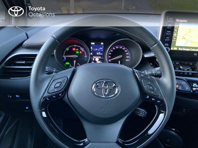 Photo 13 de l'offre de TOYOTA C-HR 122h Distinctive 2WD E-CVT à 25980€ chez Altis - Toyota Auray