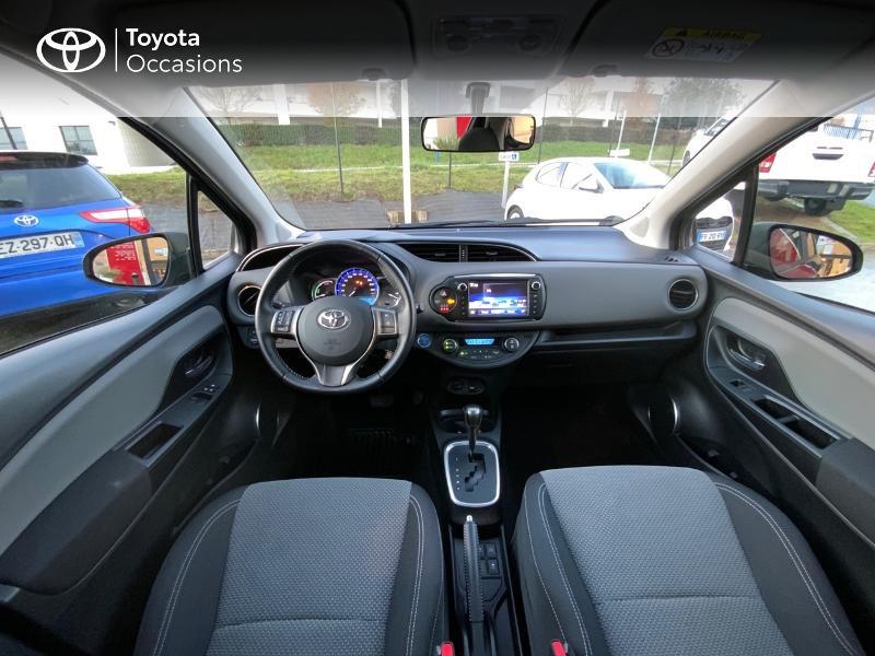Photo 8 de l'offre de TOYOTA Yaris HSD 100h Dynamic 5p à 11940€ chez Altis - Toyota Auray