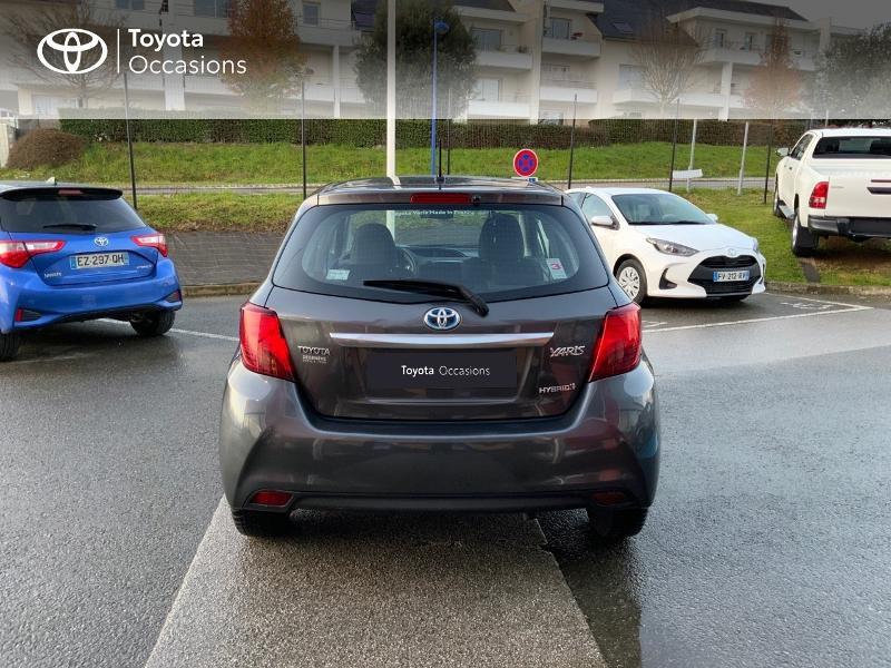 Photo 28 de l'offre de TOYOTA Yaris HSD 100h Dynamic 5p à 11940€ chez Altis - Toyota Auray