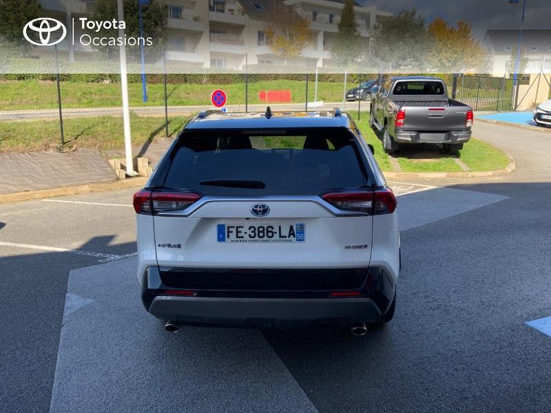 Photo 18 de l'offre de TOYOTA RAV4 Hybride 218ch Collection 2WD à 37980€ chez Altis - Toyota Auray
