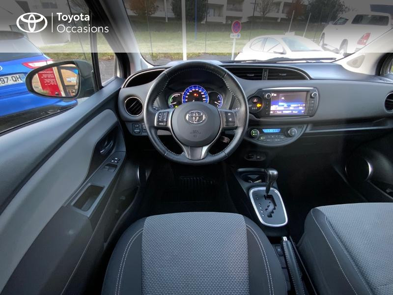 Photo 9 de l'offre de TOYOTA Yaris HSD 100h Dynamic 5p à 11940€ chez Altis - Toyota Auray