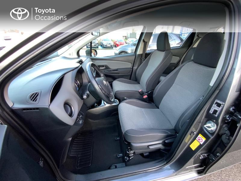 Photo 11 de l'offre de TOYOTA Yaris HSD 100h Dynamic 5p à 11940€ chez Altis - Toyota Auray