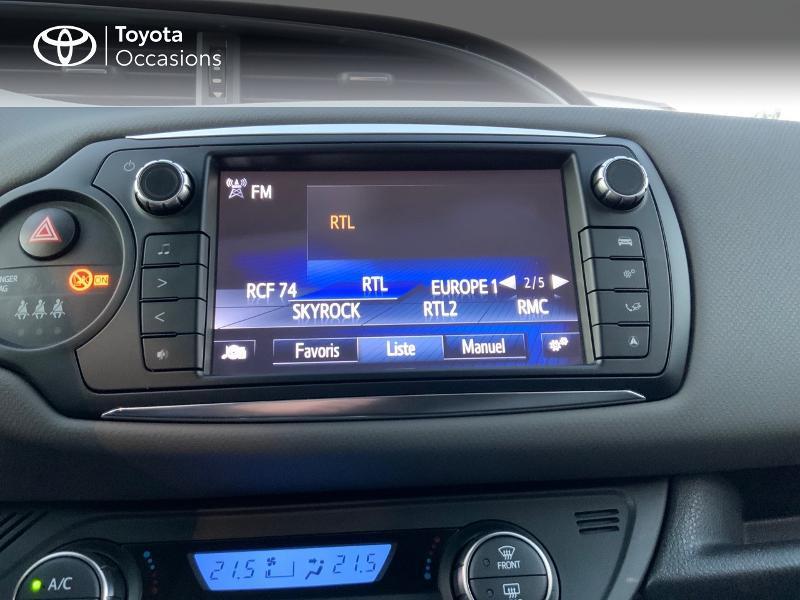 Photo 15 de l'offre de TOYOTA Yaris HSD 100h Dynamic 5p à 11940€ chez Altis - Toyota Auray