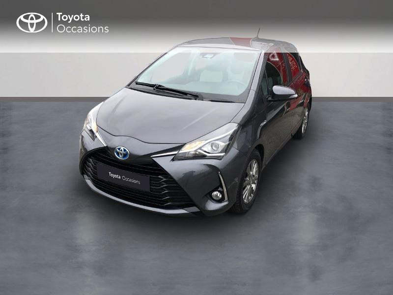 Photo 1 de l'offre de TOYOTA Yaris 100h Dynamic 5p à 13990€ chez Altis - Toyota Auray