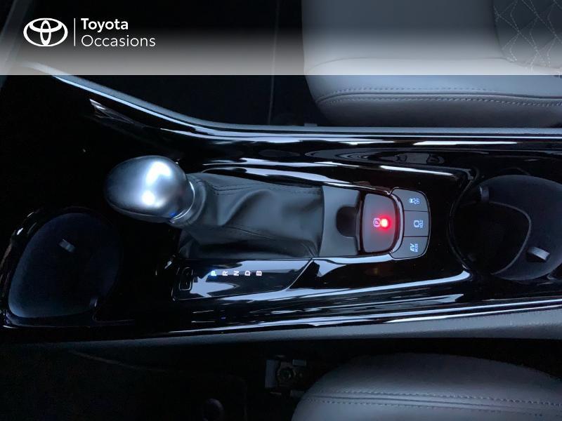 Photo 23 de l'offre de TOYOTA C-HR 122h Distinctive 2WD E-CVT à 25980€ chez Altis - Toyota Auray