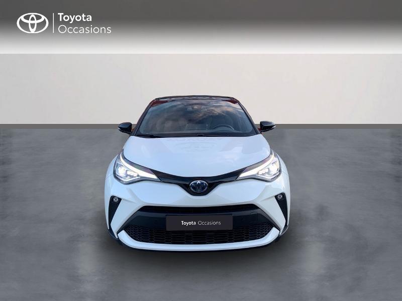 Photo 5 de l'offre de TOYOTA C-HR 122h Distinctive 2WD E-CVT à 25980€ chez Altis - Toyota Auray