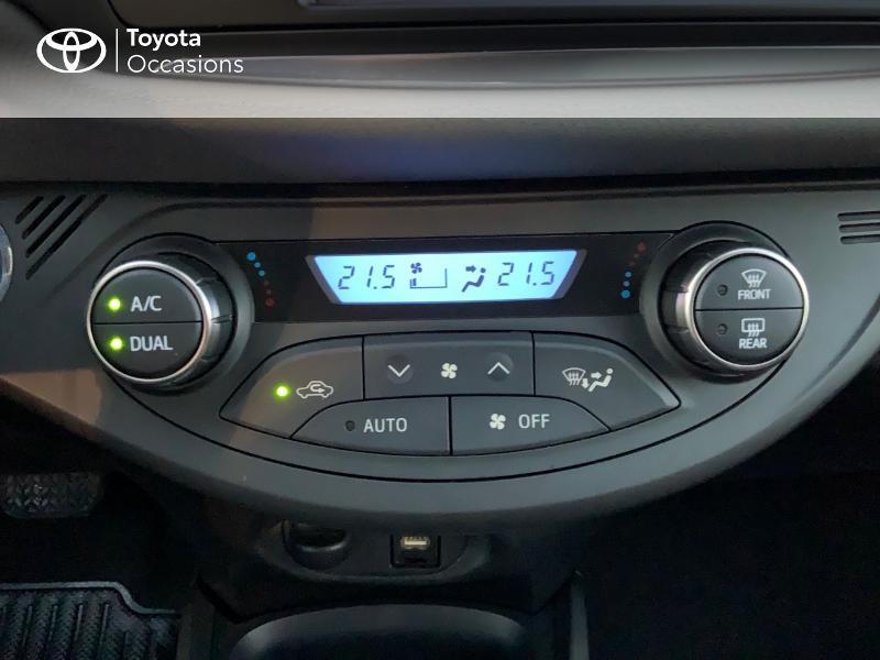 Photo 22 de l'offre de TOYOTA Yaris HSD 100h Dynamic 5p à 11940€ chez Altis - Toyota Auray