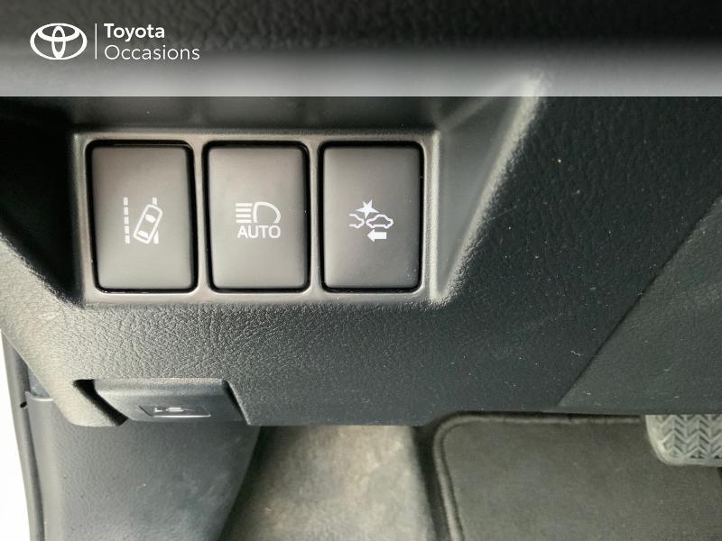 Photo 24 de l'offre de TOYOTA Yaris 100h France 5p à 11990€ chez Altis - Toyota Auray