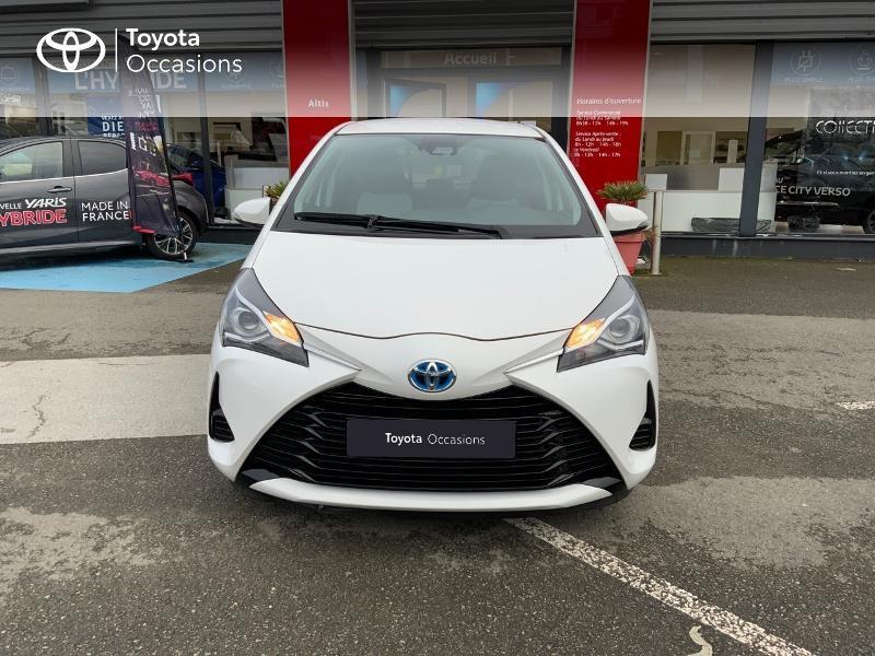 Photo 29 de l'offre de TOYOTA Yaris 100h France 5p à 11990€ chez Altis - Toyota Auray