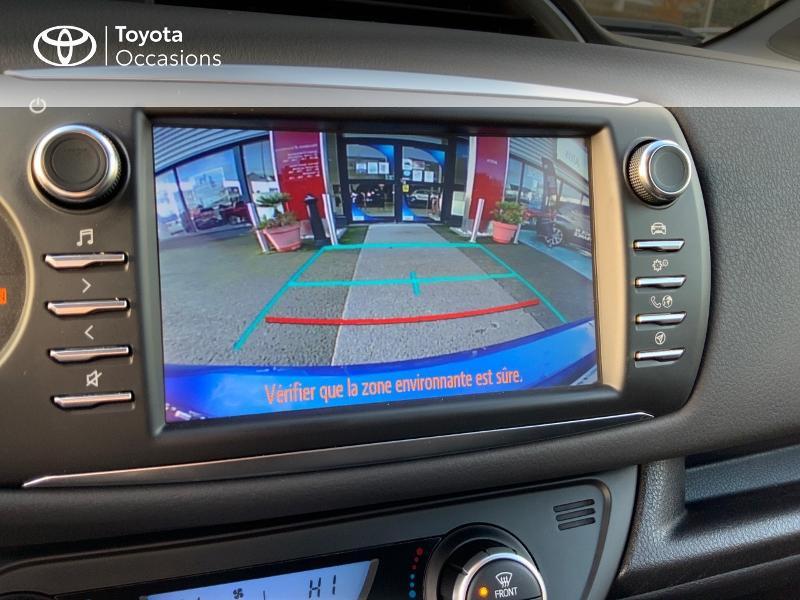 Photo 24 de l'offre de TOYOTA Yaris 110 VVT-i Chic 5p à 10990€ chez Altis - Toyota Auray