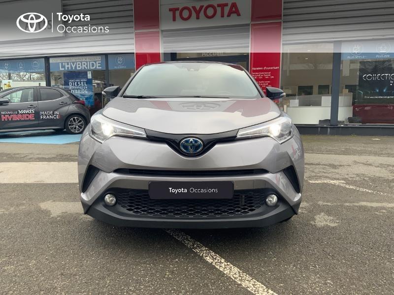Photo 29 de l'offre de TOYOTA C-HR 122h Graphic 2WD E-CVT RC18 à 22690€ chez Altis - Toyota Auray