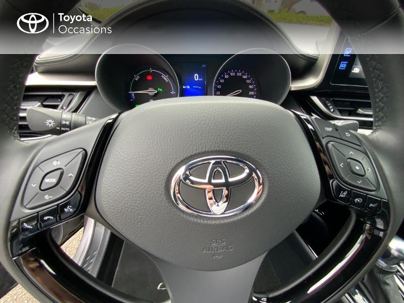 Photo 20 de l'offre de TOYOTA C-HR 122h Graphic 2WD E-CVT RC18 à 22690€ chez Altis - Toyota Auray