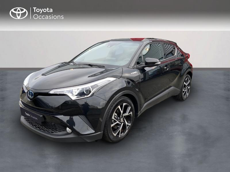 Photo 1 de l'offre de TOYOTA C-HR 122h Edition 2WD E-CVT RC18 à 21990€ chez Altis - Toyota Auray